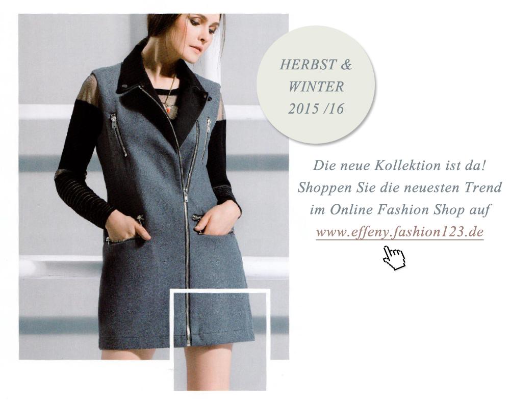 Effeny Die Neue Herbst Winter Kollektion Ist Da